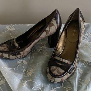 Coach Paulina High Heel Shoes